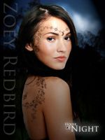 Zoey Redbird, House of Night. by DraconisGeshaVampyre