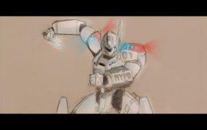 Patlabor Plain by ShengArt