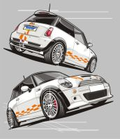 Another mini.... by Bmart333