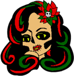 Day Of The Dead by FireFoxxxy
