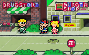 Earthbound Update by likelikes