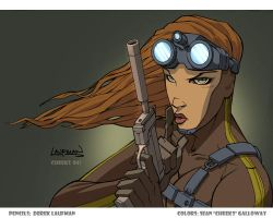 Female Splinter Cell by cheeks-74
