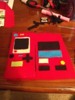 Pokedex DS Case! by 8bitsofawesome