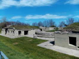 Fort Revere XI by TriciaStucenski