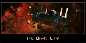 The Dark City by ShaneGallagher