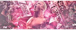 Dolph Ziggler - Show Off by JamiroKnight