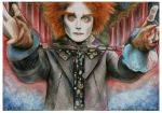 The Mad Hatter by EternaLegend