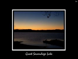 Welcome to the Great Sacandaga by troubledmind