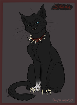 Warrior Cats - Scourge by VanyCat