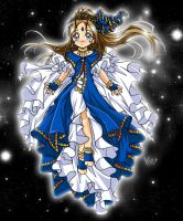 ChibiMania .:Belldandy:. by Kate-san