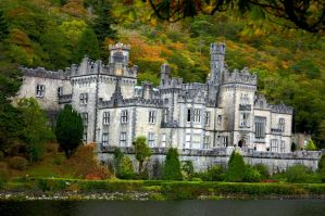 Kylemore Abbey II by Nefarious069