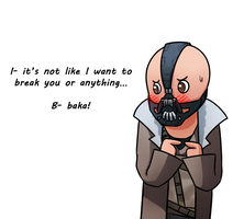 Tsundere Bane by YuzaHunter