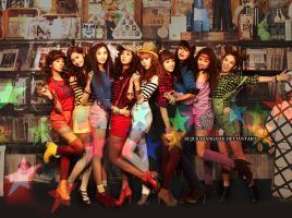 SNSD OH WALLPAPER by SujuSaranghae