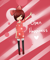 Open Happiness by AcidicFishes