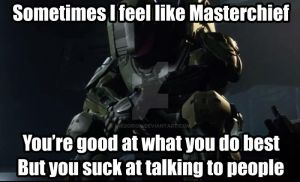 Halo 4 Meme by MikeOrion