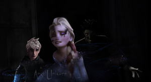 jelsa~Won't let them take you by AngelUnicorn123