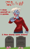 Zombie Meme by Archer-1
