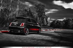 2012 500 Abarth 20 - Press Kit by notbland