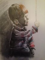 Myself as a Child by PatrickRyant