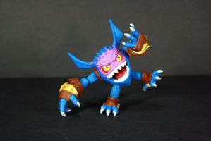 Articulated Beast Mode Pop Fizz by kodykoala