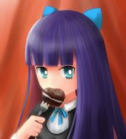 Stocking sans Panty by Otone