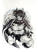 Batman Sketch by millsy1c