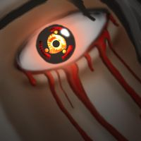 Madara's eyes by Kitsoa