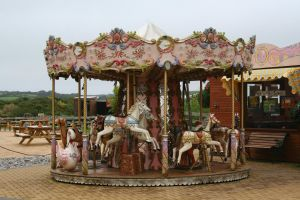 Carousel 1 - Stock by OghamMoon