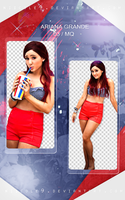 Photopack png Ariana Grande by Niicole9