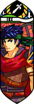 Smash Bros - Ike by Quas-quas