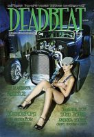DeadBeat Magazine March 2008 by sexyillustrator