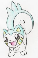 The New Pichu by Tydar