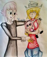 (Request) Crona, Patti, and Lilly by WithinATragedy