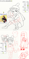 Things I prolly never finish by Lolibeat