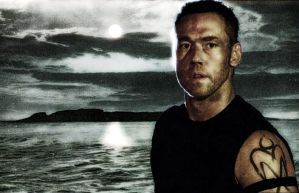 Kevin Durand 45 by AMANDABOMINATION