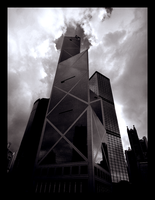 The Barad-dur by johanishere