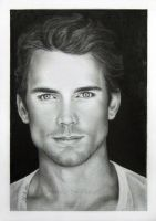 Matt Bomer - White Collar by TomsGG