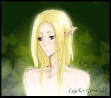 Legolas Greenleaf by BLueCL0ver