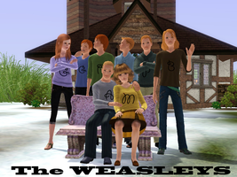 greetings from the Weasleys by soimmature