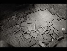 Decomposition of the floor by Dionisic