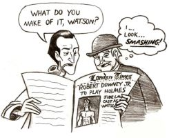 What do you make of it Watson? by montifus