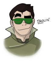 Brolin by swampbender