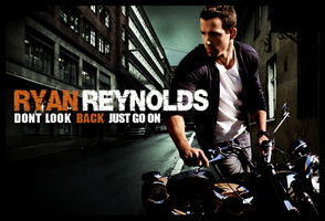 BLEND 17 - Ryan Reynolds by MoMusicJunkie