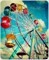 ferris wheel by screemgirl