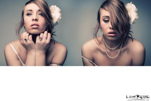 two faces by LichtReize
