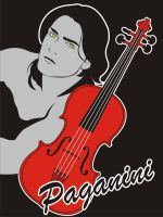 Cyrano - The new Paganini by Andruw