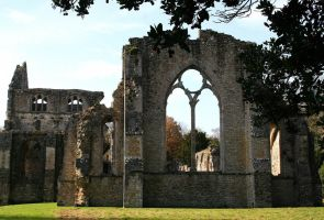 Stock - Netley Abbey 7 by GothicBohemianStock