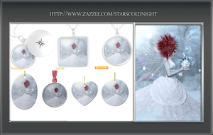 Zazzle store by StarsColdNight