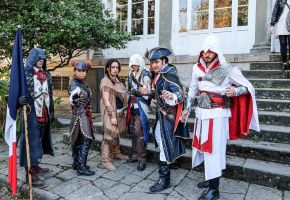 Ezio Brotherhood 2014 (14) by LorenzoLazioCreed