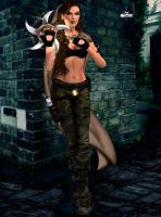 Lara Croft 43 by Orphen5